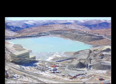Letseng Diamond Mine - Lesotho