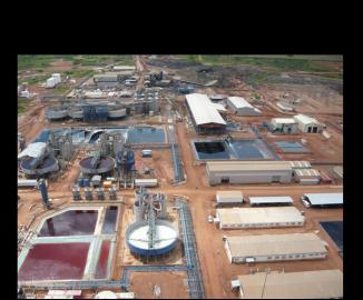 Ruashi Copper Mine - DRC