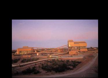 De Beers Venetia Diamond Mine - Musina, South Africa